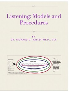 Listening Models and Procedures cover