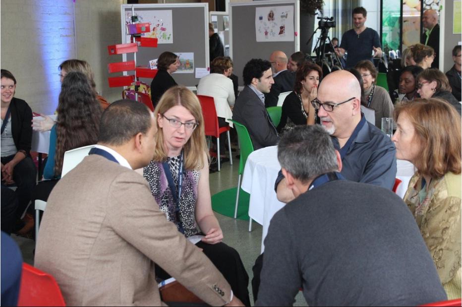 "An international workshop in Netherlands on,"" Power Of Listening ""."