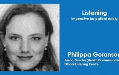Listening: imperative for patient safety