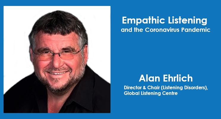 Empathic Listening and the Coronavirus Pandemic