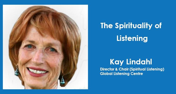 The Spirituality of Listening